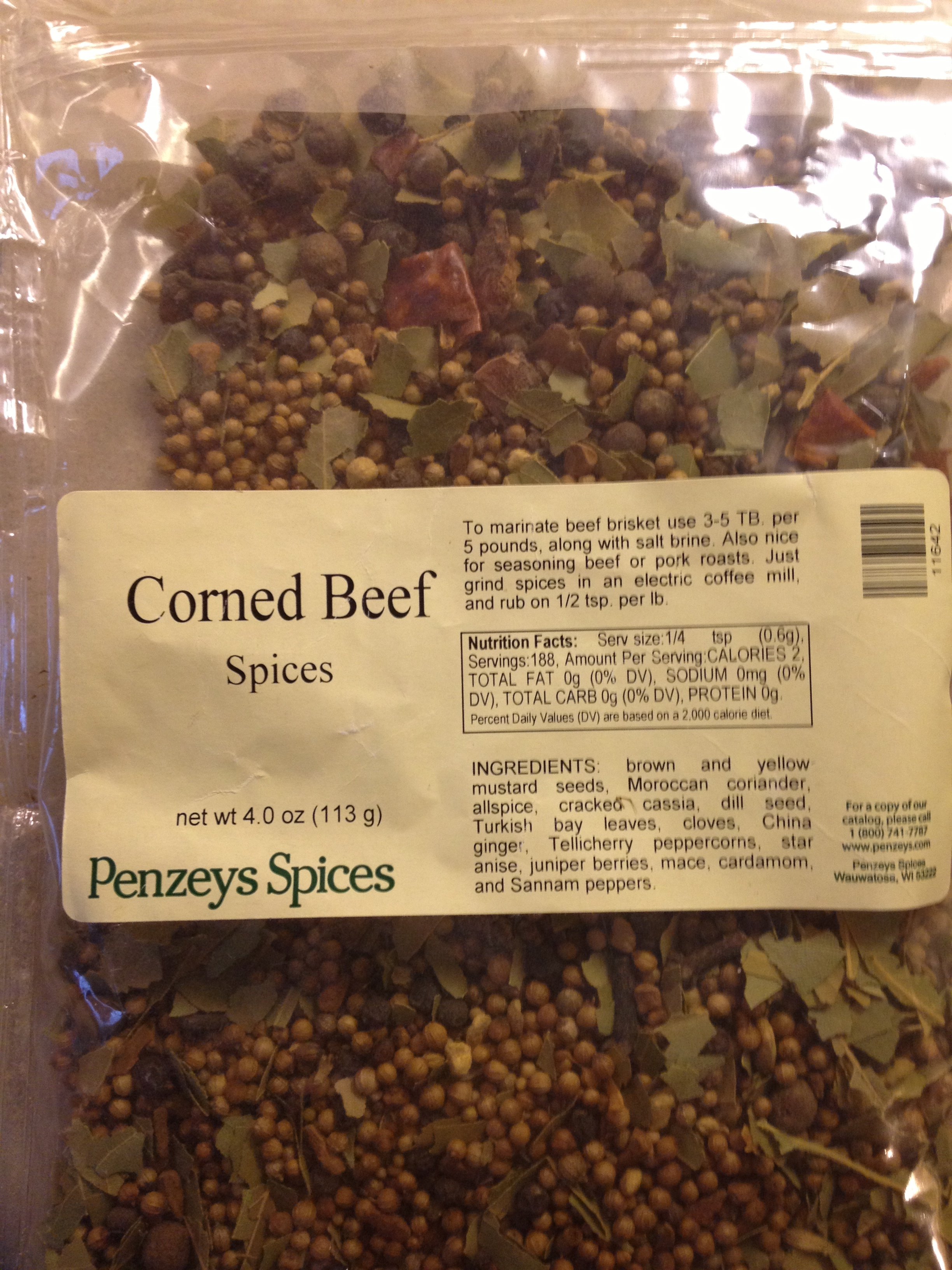 St Patrick's Day: Corned Venison and Hash